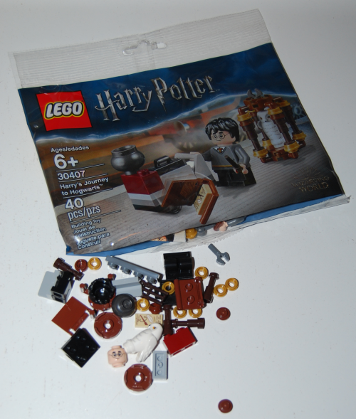 Harry potter lego stocking stuffers