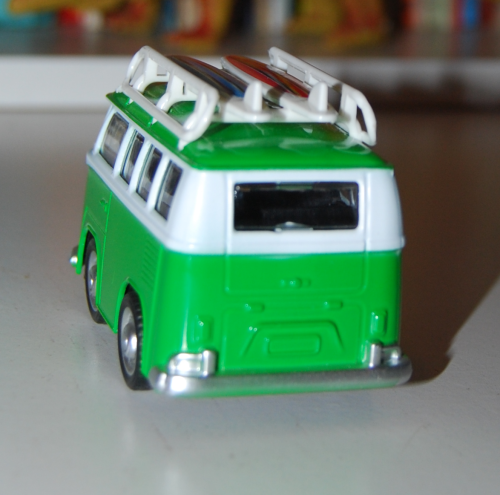 Vw van toy 1
