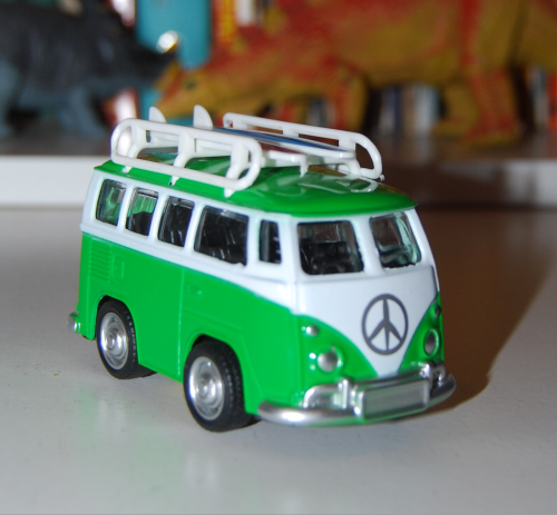 Vw van toy x
