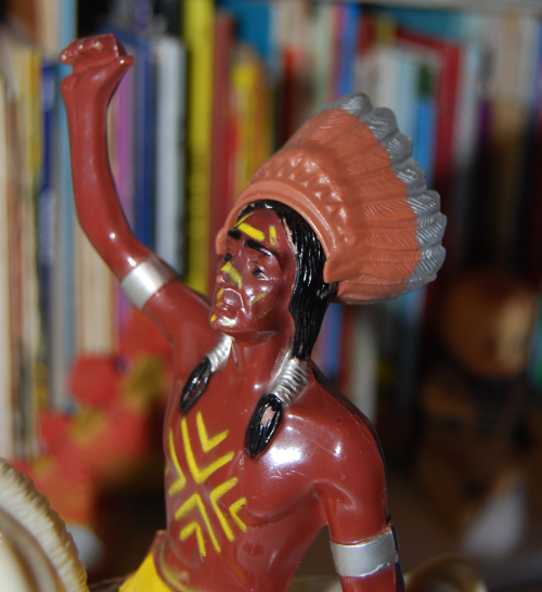 Chief thunderbird toy x