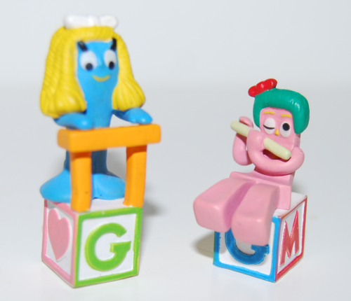 Gumby girls minis 2