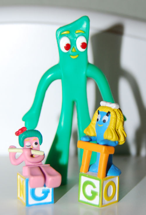 Gumby girls minis