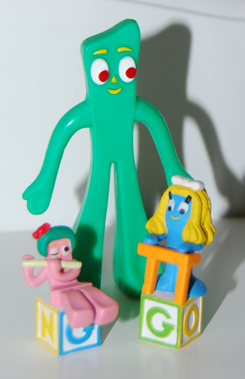 Gumby girls minis 10