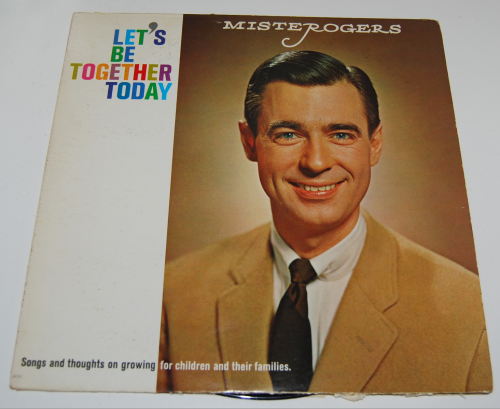 Mr rogers let's be together today vinyl