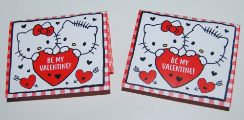 Hello kitty valentines1