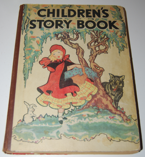 Children's storybook