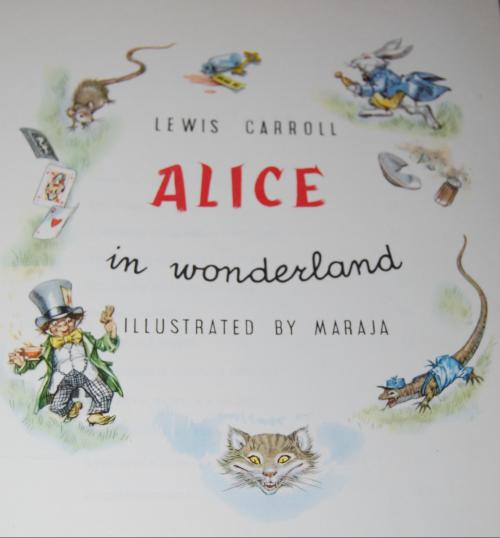 Alice by maraja x