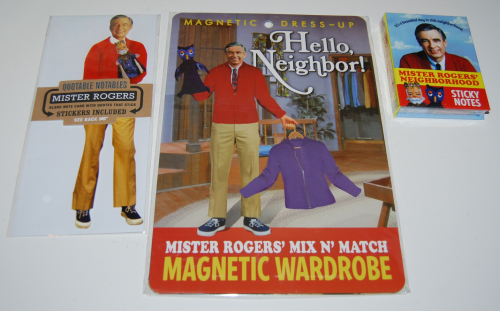 Mister rogers collectibles