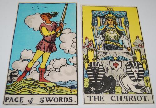 Tarot cards large 5