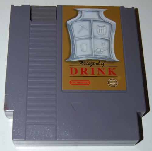 The legend of drink nes