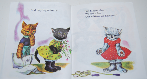 3 little kittens 4