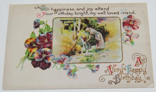 Vintage postcards 3