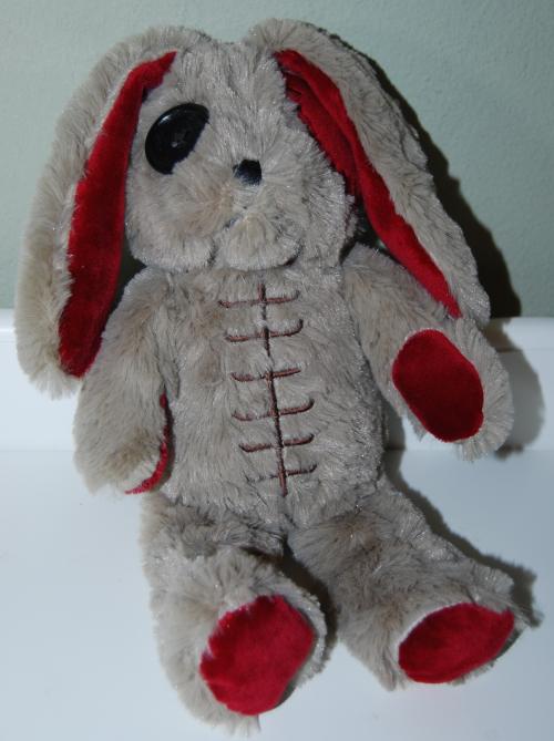 Bunny plush x