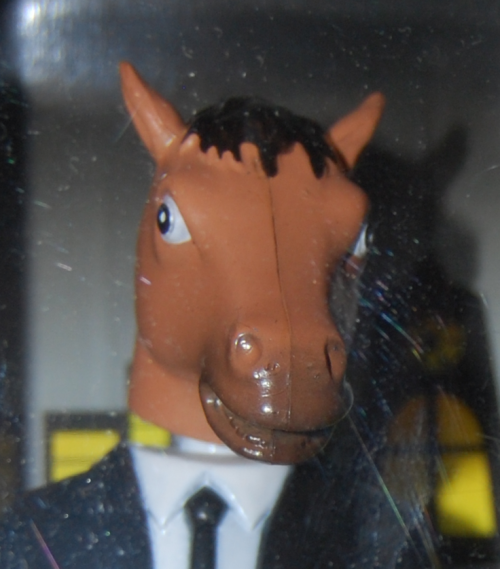 Creepy horse man 2