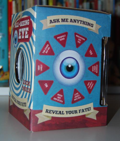Amazing all seeing eye 2