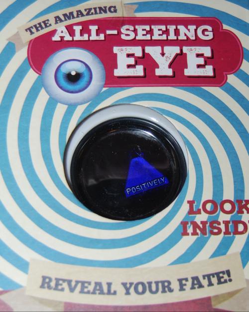 Amazing all seeing eye 3