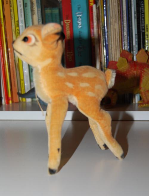 Steiff deer plush toy 4