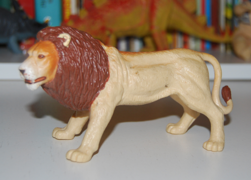 Playskool lion 1990