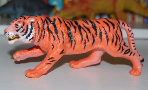 Playskool tiger