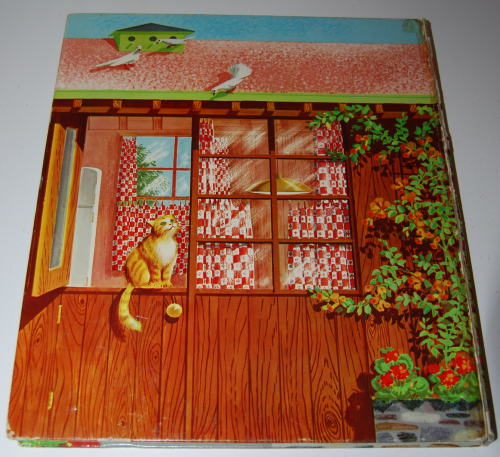 My doll house family whitman book 1
