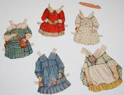 Antique paperdolls 9