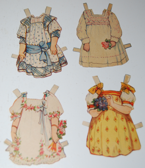 Antique paperdolls 10