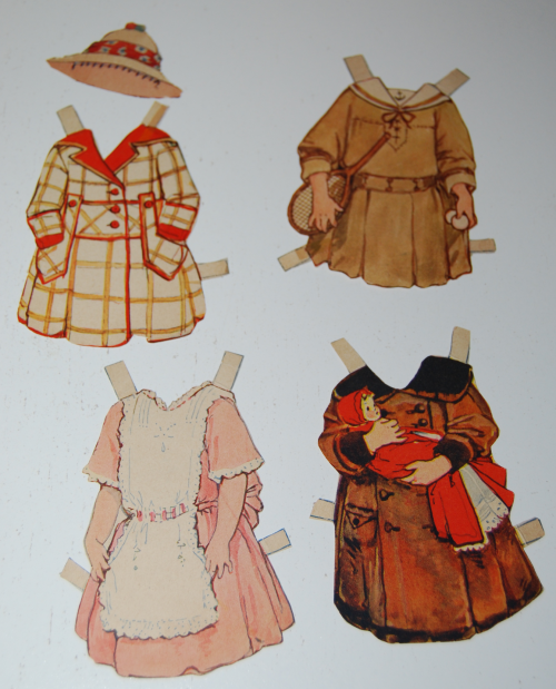Antique paperdolls 11