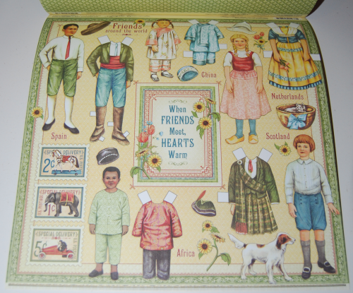 Penny's paper doll family 9