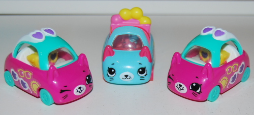 Cutie cars lot