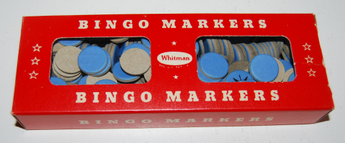 Whitman bingo game 1959 5