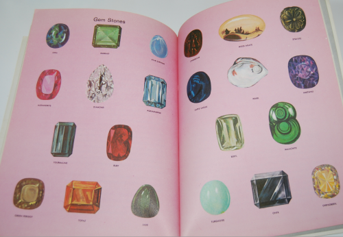 Answers about rocks & minerals wonder book 10