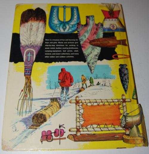 Golden book of crafts & hobbies x