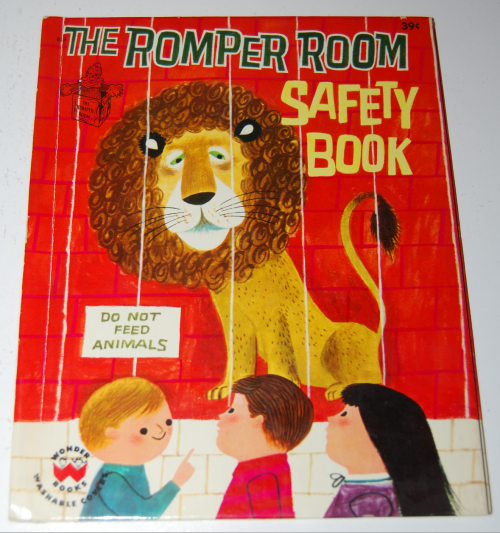 The romper room safety book