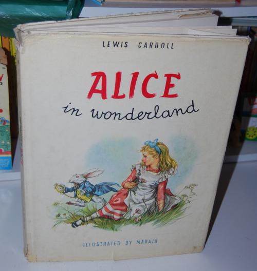 Alice book italy
