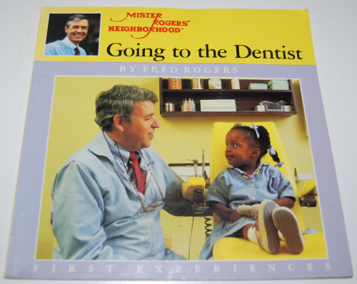 Mr rogers going to the dentist
