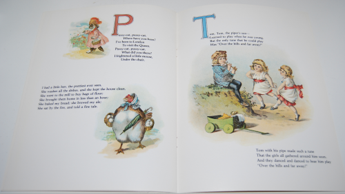 Victorian mother goose 7