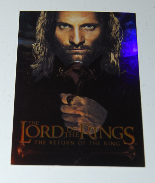 Lord of the rings anthology trading card game 3