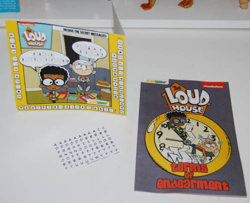 Loud house mini comic books 2