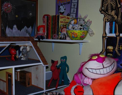 Gumby pokey plush toys 4