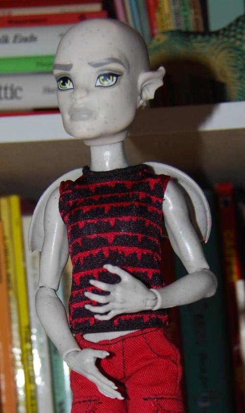 Mh doll gargoyle 2