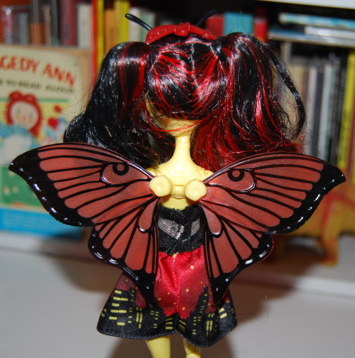 Monster high luna moth doll 3
