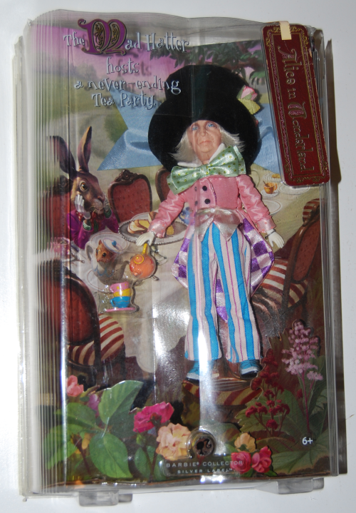Barbie mad hatter doll