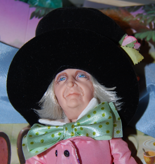 Mad hatter barbie 1