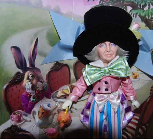 Mad hatter barbie 2