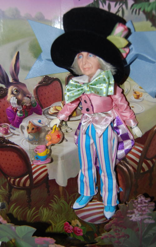 Mad hatter barbie 6