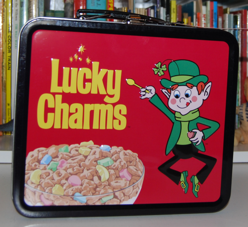 Lucky charms lunchbox