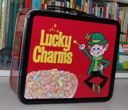 Lucky charms lunchbox x