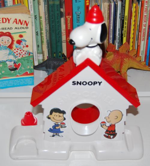Snoopy sno cone maker x