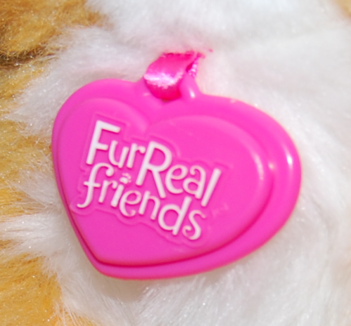 Fur real friends kitty toy x