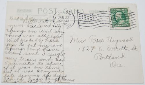 Vintage postcards x